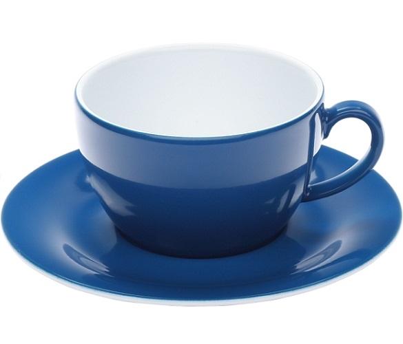 tasse cappuccino 0,25L et sous-tasse - Kahla pronto