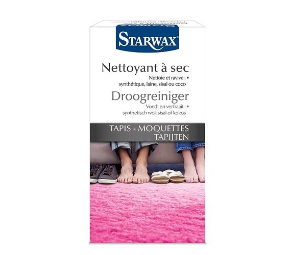 shampooing sec pour tapis - Starwax