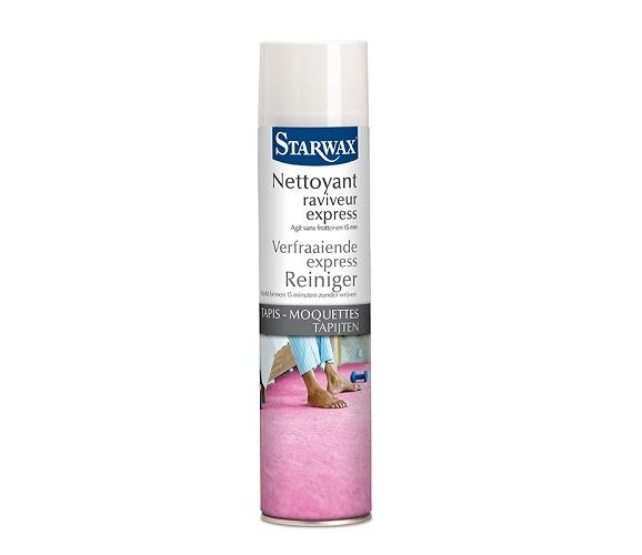 nettoyant raviveur tapis et  moquettes-Starwax