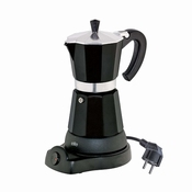 espressomaker electrisch 6 tassen - Cilio