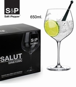 Cuvee verres gin tonic  set/4 - S&P