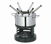 fondueset inox-Küchenprofi