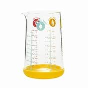 maatbeker glas 0,5 L -Pebbly