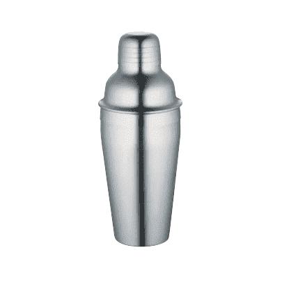 cocktailshaker inox geborsteld 0,5 L-Cilio