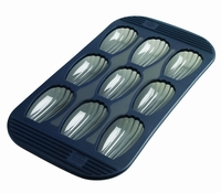 moule 9 madeleines silicone-Mastrad