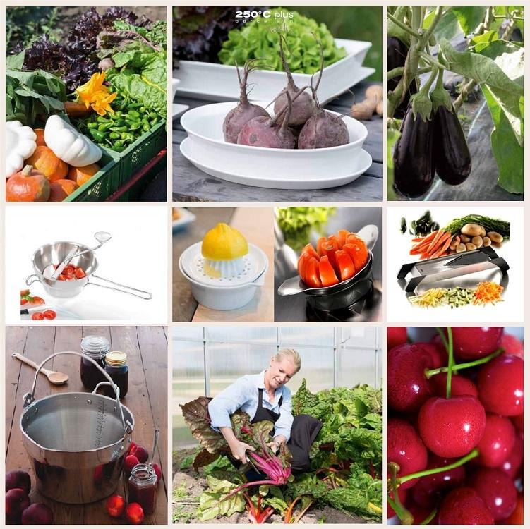 groenten en fruit bereiden